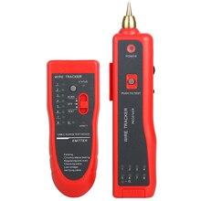 RJ11 RJ45 Cat5 Cat6 телефонный провод трекер Tracer тонер Ethernet LAN Сетевой кабель тестер детектор линия Finder