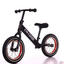 цена abdo Children Two Wheel Balance Child Walker Portable Eco-Friendly Leather Back Seat Bike No Foot Pedal Kids Toy Bicycle в интернет-магазинах