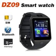 Dz09 Смарт часы мобильный Телефонный звонок Bluetooth SmartWatch sim-tf Камера Шагомер Спорт для Android IOS браслет z60 A1 qw09 Y1