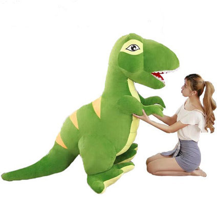 Hot Sale New Fashion Cute Dinosaur Plush Toy Cartoon Tyrannosaurus