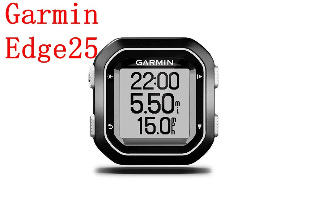 Garmin Edge 25 ordinateur de vélo GPS Version aérodynamique vélo vélo ordinateur bord 20/25/200/520/820/1000/1030
