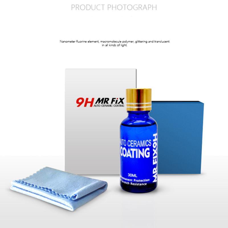 New Arrival 9H Car super hydrophobic Glass Coating Car Liquid ceramic Coat Auto Paint Care a13 dropship