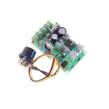 Régulateur de vitesse à moteur PWM 10-60V cc | Régulateur de vitesse à moteur PWM, interrupteur 20A régulateur de courant, Module d'entraînement haute puissance