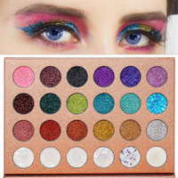 24 Colors Eye Shadow Palette Eye Shadow