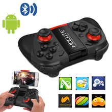 Fashion Bluetooth 3.0 Wireless Gamepad Game Remote Controller Joystick  MOCUTE  For Android Smart Phone TV box PC TV games