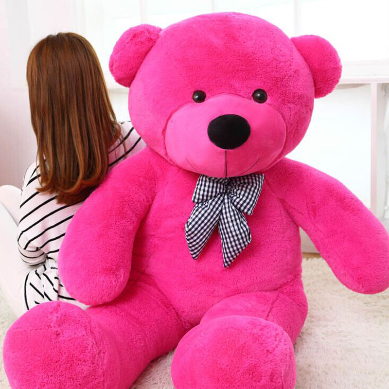 Cute Pink Teddy Bears With Roses