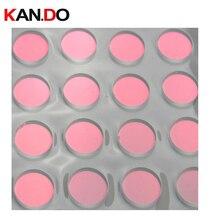 2 sztuk/worek 10mm średnica 650nm filtr podczerwieni odciąć Infared długość fali filtr podczerwieni do obiektywu filtr podczerwieni