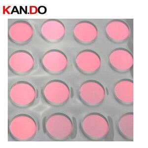 Image 1 - 2pcs/bag 10mm Diameter 650nm IR Filter Cut Off Infared Wavelength IR filter for lens IR filter