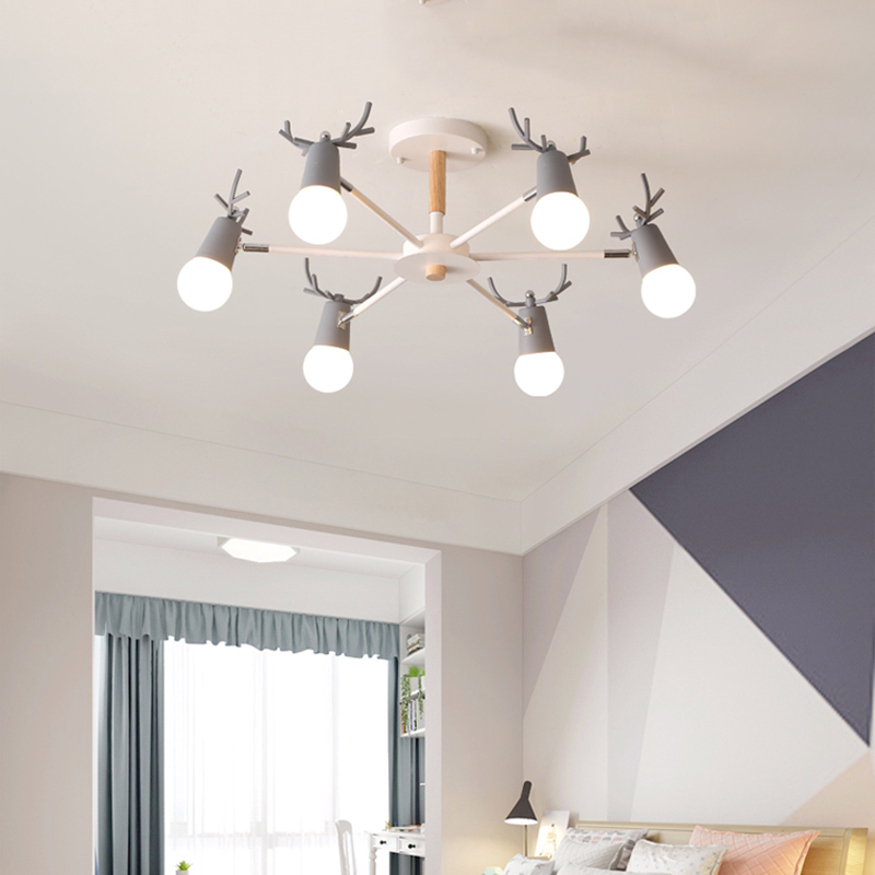 Modern led Glass ceiling Light Nordic Dining Room Kitchen Light bird Designer Hanging Lamps Home Decor