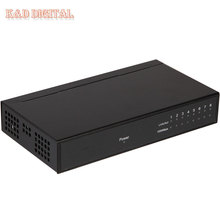 Steel Case TH-1008G 10/100/1000Base 8 Port Gigabit Switch Free shipping cost