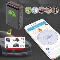 102 NANO Car GPS Positioning Tracker TK102 Magnetic Plastic Personal Portable