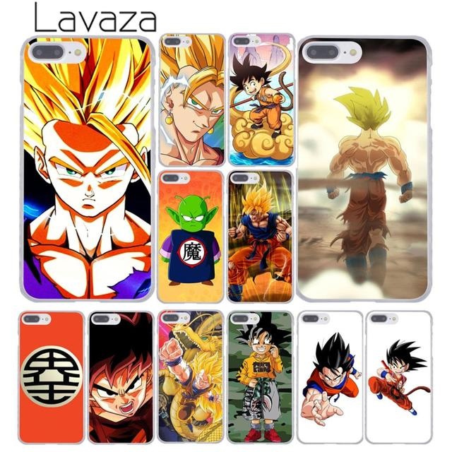 the best attitude 48b62 e641c US $2.55  Lavaza Goten Dragon Ball Shark Bape Hard Cover Case for iPhone X  XS Max XR 6 6S 7 8 Plus 5 5S SE 5C 4S 10 Phone Cases 8Plus-in Half-wrapped  ...
