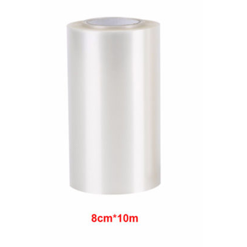 1 Roll Cake Film Transparent Cake Collar Kitchen Acetate Cake Chocolate Candy For Baking Durable  8cm*10m/10cm*10m