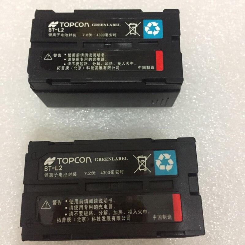 New 1PCS ES602 battery. BT-L2 battery. Battery 58B battery, Top-con total station battery цены онлайн
