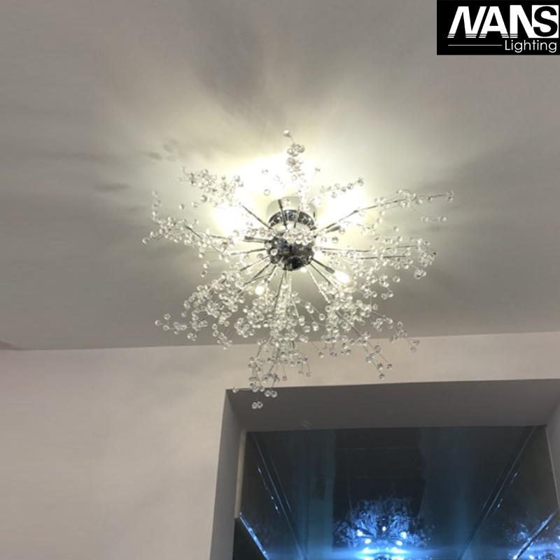 NANS Заманға сай жаңғыртылған Crystal Acrly LED - Ішкі жарықтандыру - фото 5