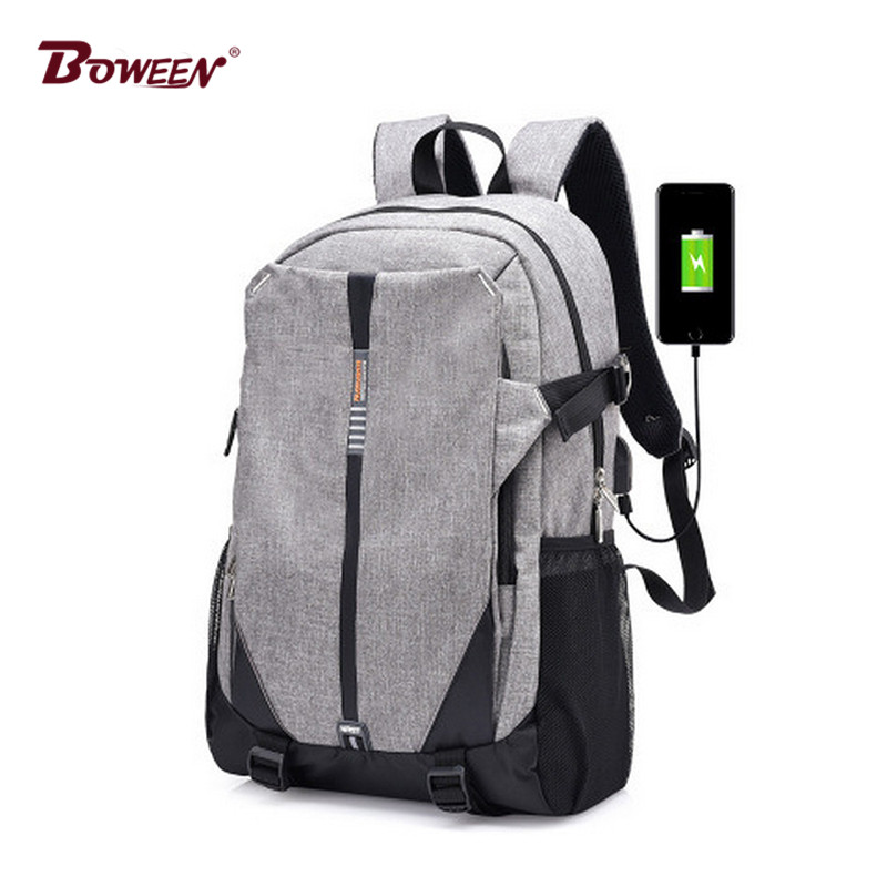 Teen Canvas Men Backpack Cool 2017 High School Bags for Teenage Book Bag Boys girls USB Schoolbag Male Back pack Laptop Women fashion women backpack for school teenagers girls boys school bag ladies backpack men back pack for 15 6 laptop high quality