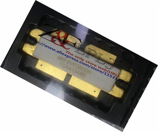 MRF6VP2600H MRF6VP2600HR MRF6VP2600HR6 MRF6VP2600HR5 2 500 MHz ، 600 واط ، 50 فولت RF السلطة MOSFET