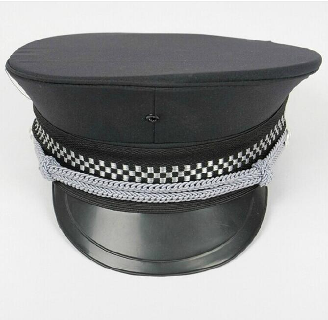 2019 security apparel & accessories security guard hats & caps men military hats men police hats