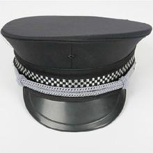 2021 security apparel accessories security guard hats & caps men military hats men police hats box packing