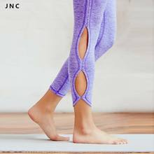 2016 Entraînement Infinity Leggings Recadrée Activewear Legging Pour Les Femmes Remise En Forme De Yoga Pantalon Compression Courir Pantalon Femmes
