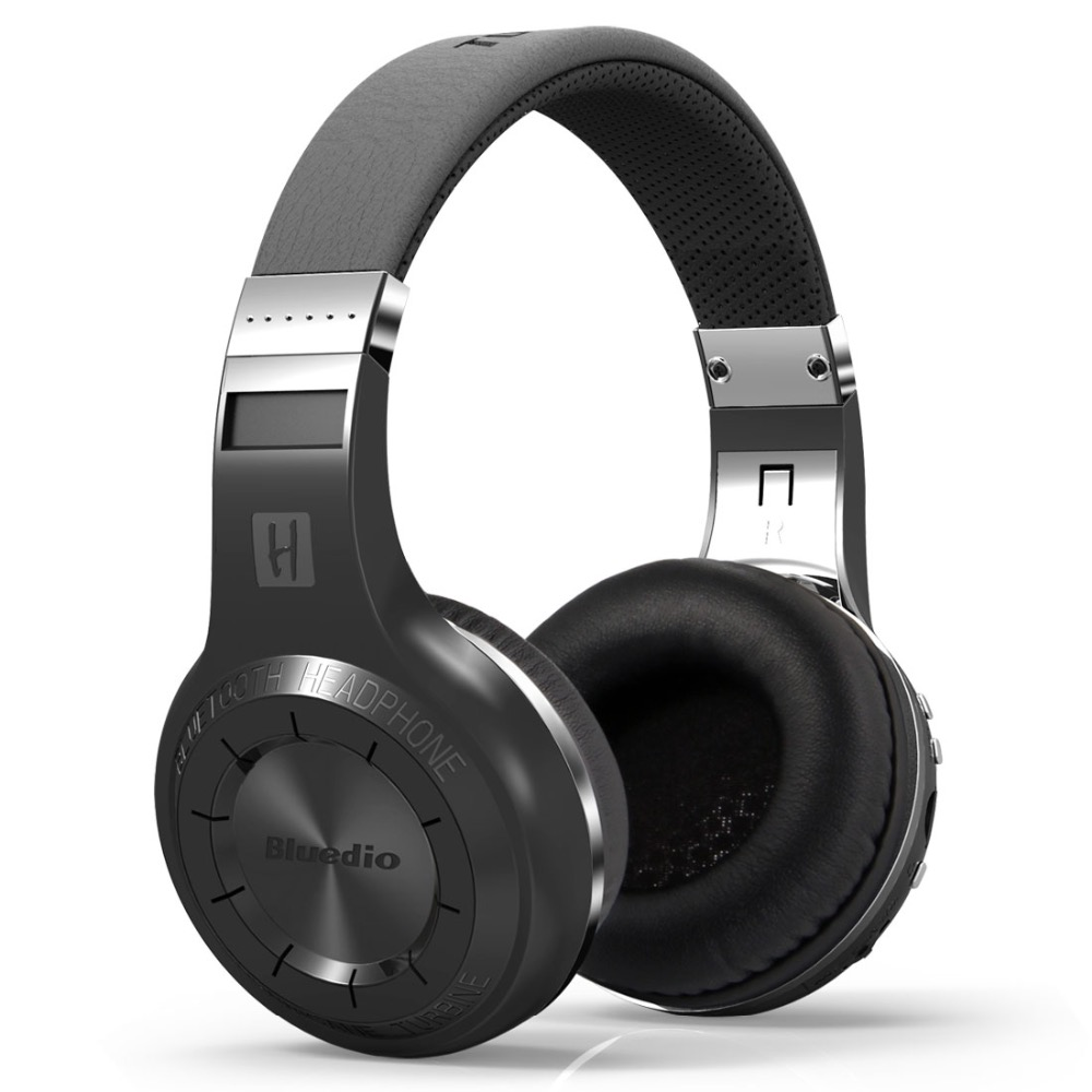 Bluedio H+ H Plus Wireless Bluetooth Headset Super Bass Music Headphone with Line-in Socket Mic FM Radio original fashion bluedio t2 turbo wireless bluetooth 4 1 stereo headphone noise canceling headset with mic high bass quality