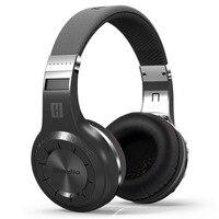 Bluedio H H Plus Wireless Bluetooth Headset Super Bass Music Headphone With Line In Socket Mic