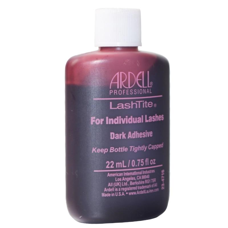 fa5ceb6e8ca 1/3/10 bottles Ardel LASHTITE Adhesive for INDIVIDUAL lashes Glue DARK 0.75  fl oz (22 ml) on Aliexpress.com | Alibaba Group