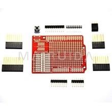 Arduino uno r3 mega2560 prototype extension plate (red) suite