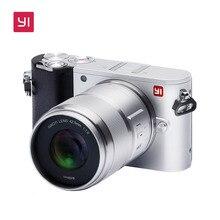 Беззеркальная цифровая камера YI-M1 Объектив YI 12-40mm F3.5-5.6 LCD международная версия RAM 20MP видеозапись в 720RGB H.264