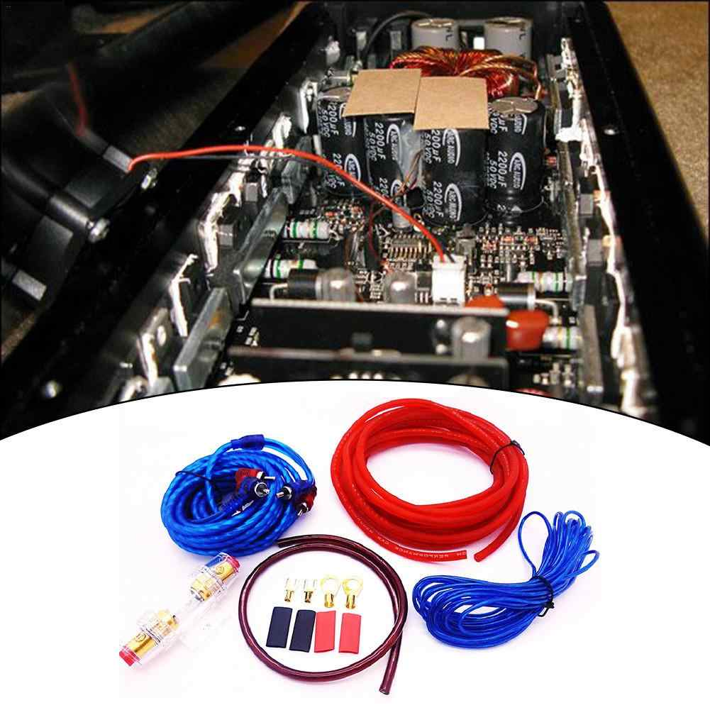Detail Feedback Questions About Super Value For Money 10 Awg Kit Car Speaker Wire Subwoofer Amplifier Connection Plug Universal Wiring Cca Oda Data Cables 1000w Peak 400w Rms