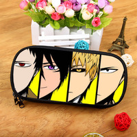 Anime ONE PUNCH-MAN Large-capacity fashion zipper cosmetic bag pencil purse student birthday gift Christmas gift       2