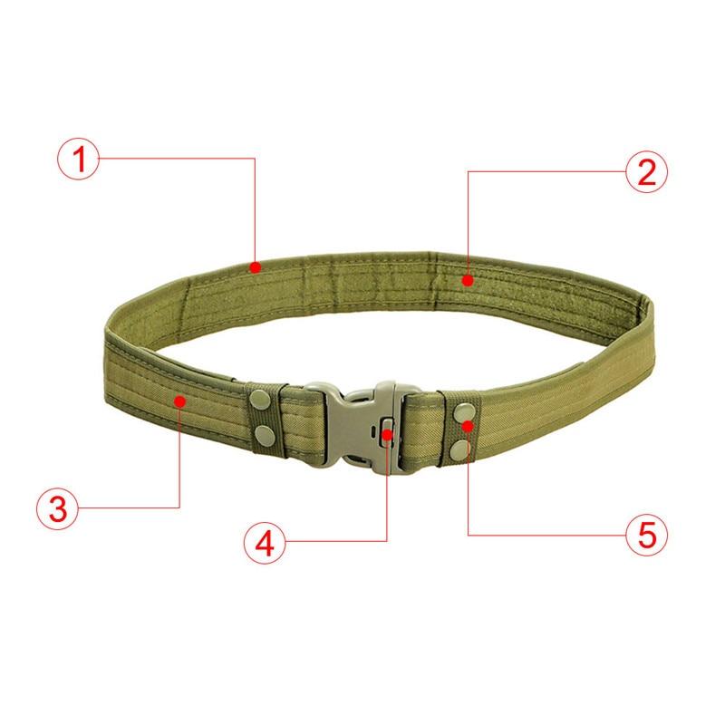 """Pentagon Tactical ² 2.0 plus 1.75/"""" combat Duty Police Randonnée EDC Nylon Ceinture Gris"""