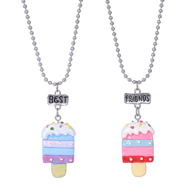 2PCS-Set-Best-Friends-Ice-Cream-Children-Necklaces-Kids-Stereo-soft-simulation-Imitation-Cake-Necklace.jpg_640x640