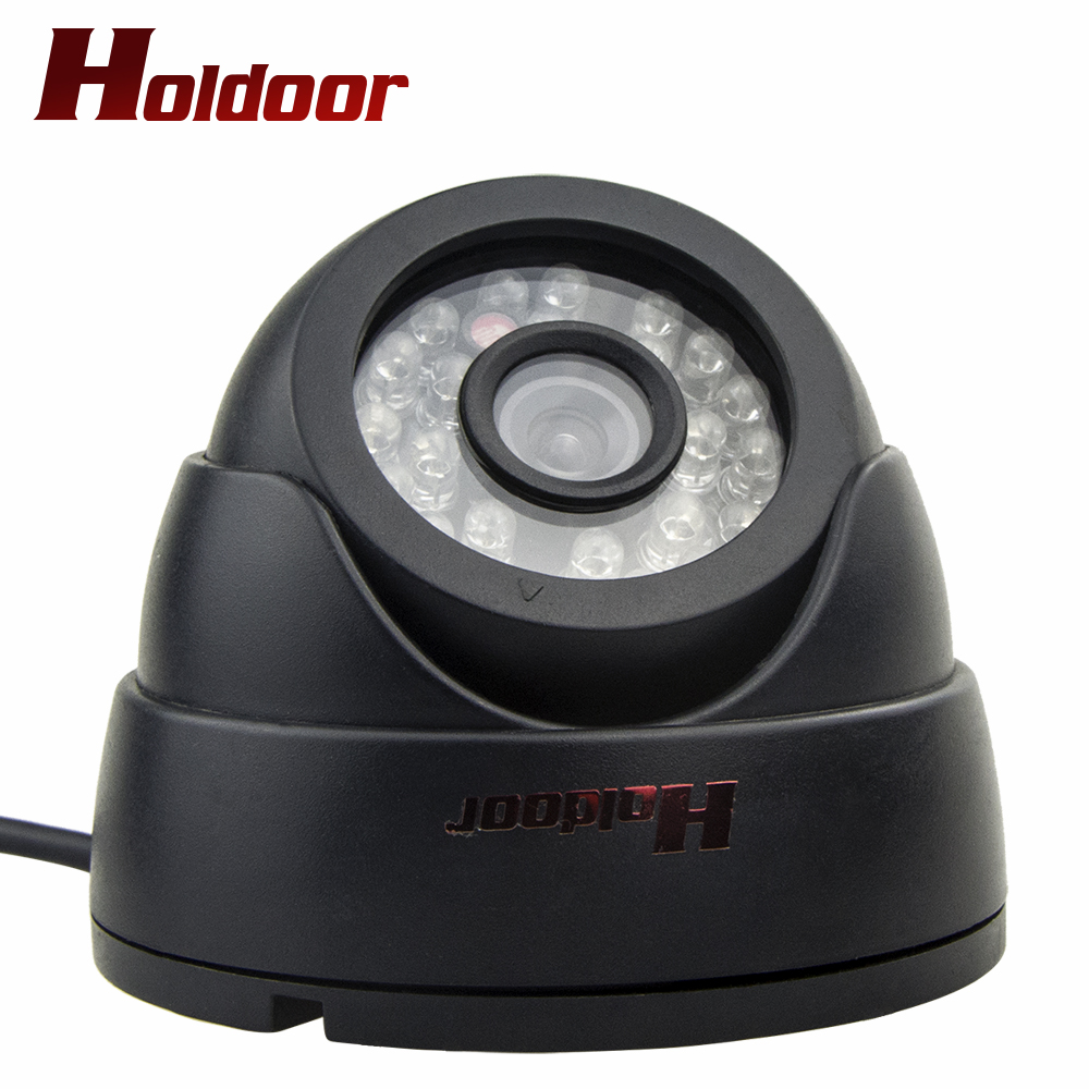 AHD Camera 720P/1080P indoor Night Vision Dome Security CCTV Camera With IR Cut CMOS Plug and Play hd 1200tvl cmos ir camera dome infrared plastic indoor ir dome cctv camera night vision ir cut analog camera security video cam