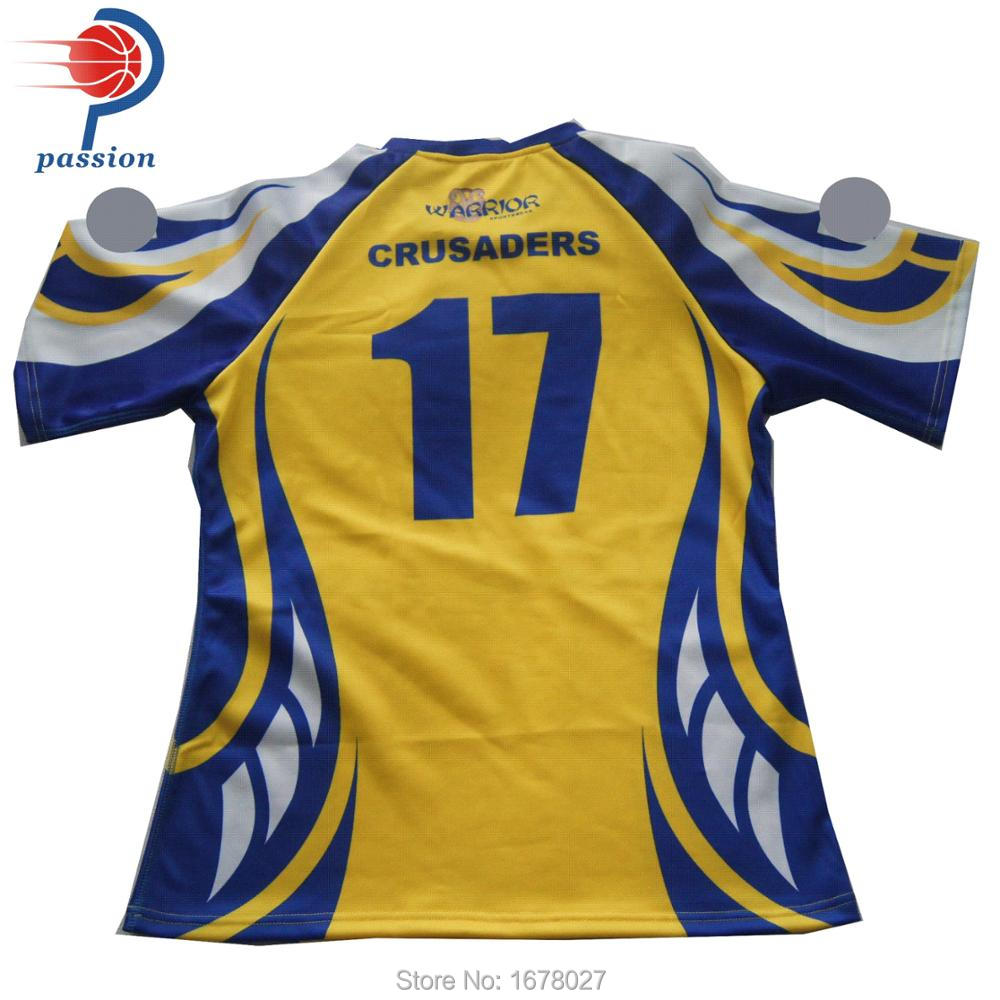 Whole Custom Rugby League Shirts Sublimation Jerseys Team Set Jersey In From Sports Entertainment On Aliexpress Com