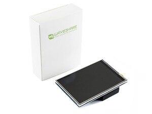 Image 5 - 4 インチのタッチスクリーン tft 液晶ラズベリーパイ 4 インチ rpi 液晶 (c) 125 mhz 高速 spi 抵抗タッチ 480 × 320 ハードウェア解像度