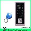 TCP/IP, USB, RS232/485 fingerprint access control 125khz ID card smart card access control SilkID sensor  F21