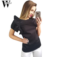 WYHHCJ 2017 Fashion O Neck Summer T Shirt Women Short Sleeve Casual Bodycon T Shirt Women