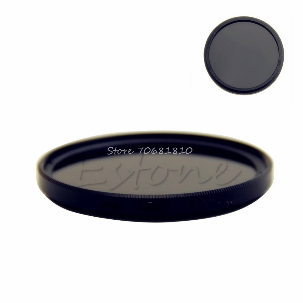 52mm Infrared Infra red IR Pass X Ray Lens Filter 720nm 720 Optical Glass R179 Drop