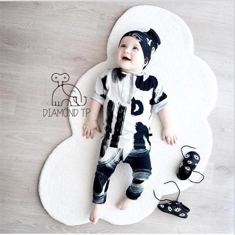 AOVOLL coton nuage Kid chambre tapis pour salon chambre enfant chambre tapis maison tapis plancher porte tapis décorer Photo zone tapis