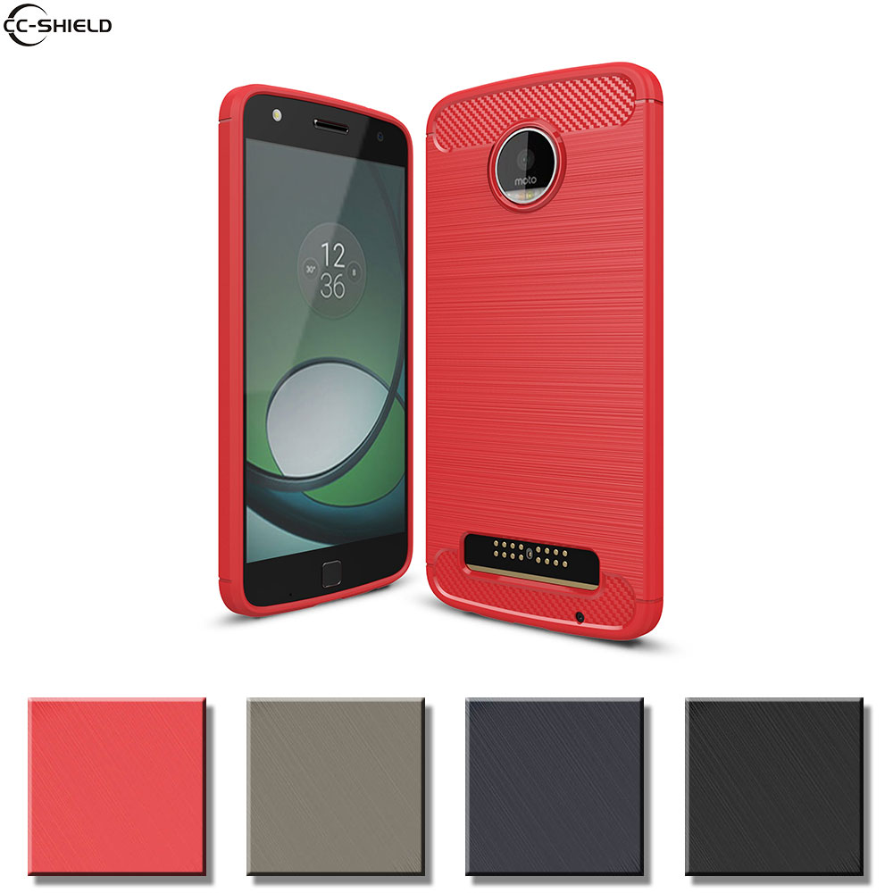 Fitted Case For Motorola <font><b>Moto</b></font> <font><b>Z</b></font> <font><b>PLAY</b></font> <font><b>XT1635</b></font>-<font><b>02</b></font> bumper Armor Case Phone TPU Cover For Motorola Vector <font><b>XT1635</b></font> <font><b>02</b></font> coque skin Cases image