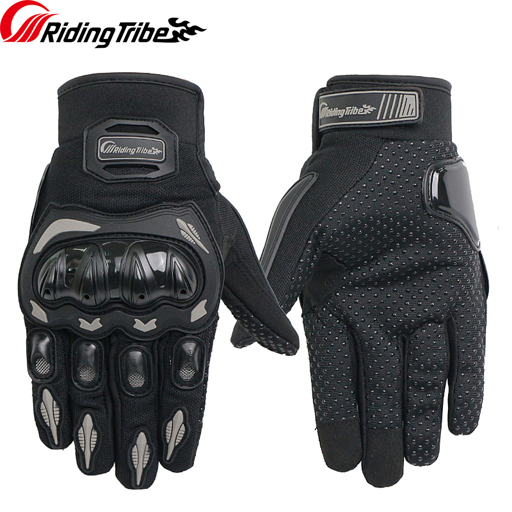 Riding Tribe Womans Motorcycle Gloves Summer Breathable Moto Riding Protective Gear Non-slip Touch Screen Mans Guantes MCS-21Riding Tribe Womans Motorcycle Gloves Summer Breathable Moto Riding Protective Gear Non-slip Touch Screen Mans Guantes MCS-21