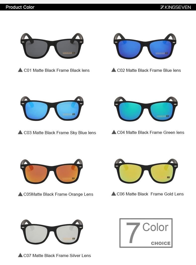 54mm Fashion Unisex Square Vintage Polarized Sunglasses mens Polaroid Women Rivets Metal Design Retro Sun glasses gafas oculos 3