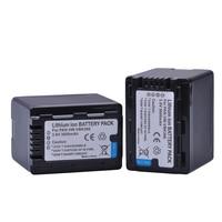 Batmax 2pc VW VBK360 VBK360 Rechargeable Battery for Panasonic HDC HS80 SD40 SD60 SD80 SDX1 SDR H100 H85 H95 HS60 HS80 TM60