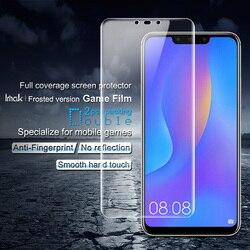 2 sztuk pełne pokrycie dla Huawei Mate 20 lite 20 folia ochronna na ekran lite Imak hydrożel matowe gry Film matowy dla Huawei Mate20 lite