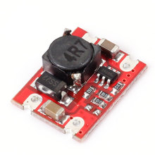 5pc DC-DC Step Up Boost Power Supply Module 2V-5V to 5V 2A Fixed Output High-Current Step-up Board Converter MAX Output 2A