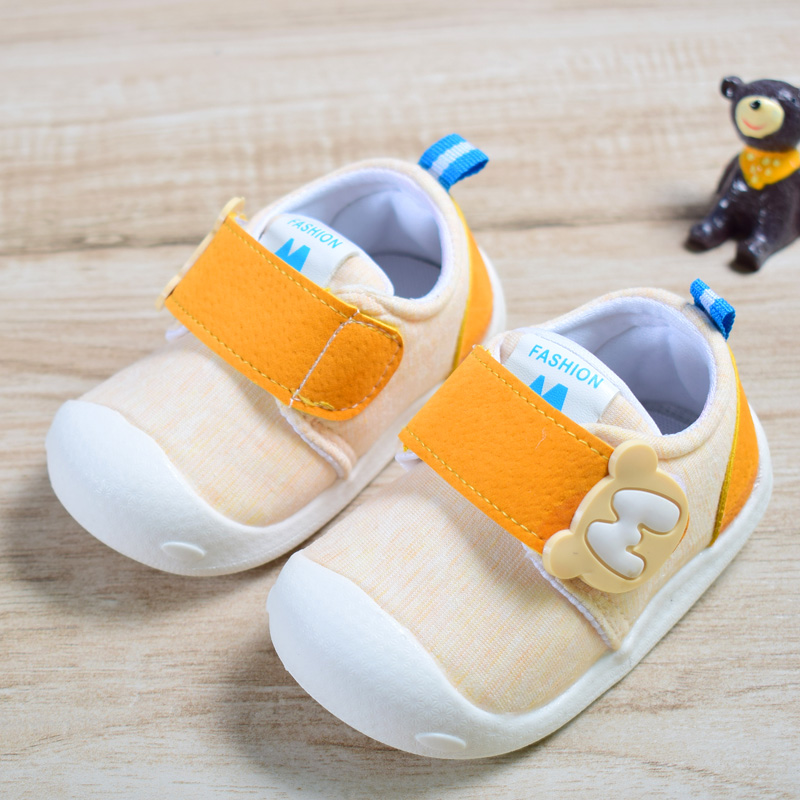 2019 New Autumn Baby Shoes Girls Boys Sneakers Breathable