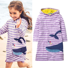 Children Clothing Girls Sweatshirts With Hoodies Long Sleeve Christmas Costume Winter Autumn Kids Clothes Girl Tops For 2-10Year все цены