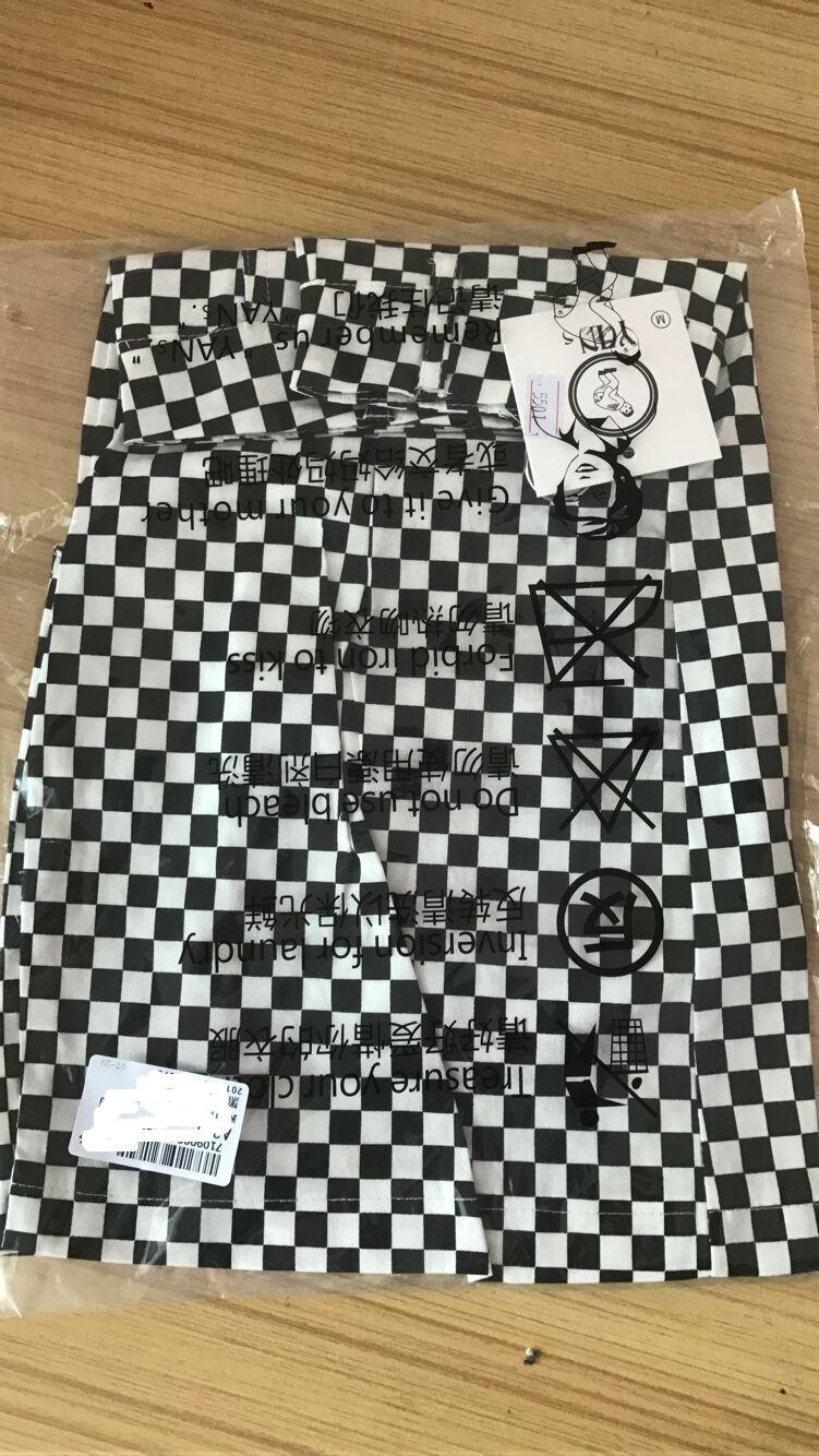 HTB1B2JxSFXXXXaCXpXXq6xXFXXXX - FREE SHIPPING High Waist Mini Skirts Black White Checkerboard Plaid JKP240
