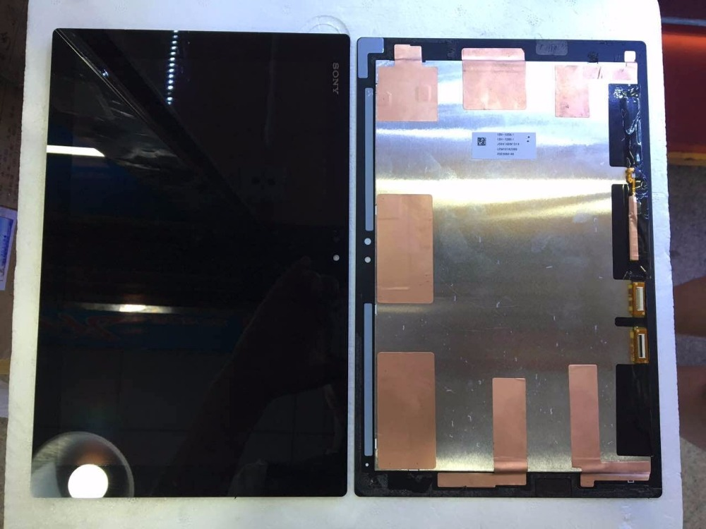 100% Original Tested For SONY Xperia Tablet Z4 SGP712 SGP771 touch screen +LCD digitizer assembly original disassemble lcd display screen panel touch digitizer assembly for sony xperia z4 tablet sgp771 sgp712 screen assembly